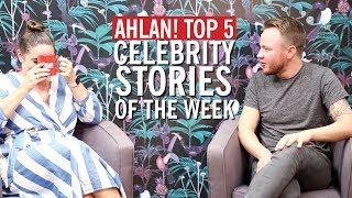 Ahlan! Top 5: Taylor Swift Gets Political And Samantha Markle Gets Snubbed (Again)