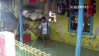 Banjir Berangsur Surut, Warga Kembali ke Rumah