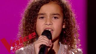 Sexion d'Assaut - Désolé | Lina | The Voice Kids France 2018 | Blind Audition