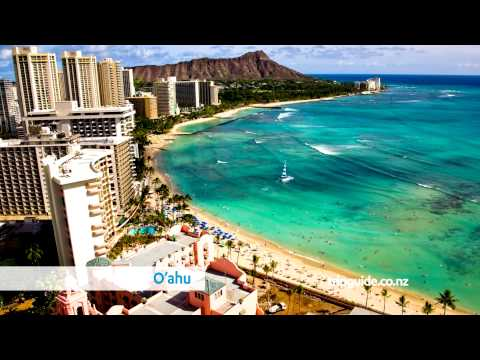 Auckland Airport 'Trip Guide - Hawaii' TVC