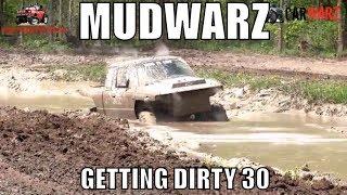 MUDWARZ - GETTING DIRTY VOL 30 - MUD BOG ACTION