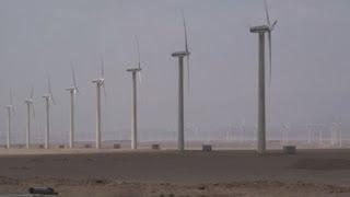Zafarana Wind Farm المتجددة الطاقة بالزعفرانة - Egypt