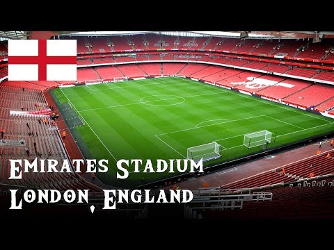 We Love You, Arsenal, We Do | Inside Emirates Stadium, London, England, UK (4K)