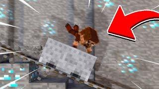 BEBEK FAKİR YER ALTI TRENİ BULDU! 😱 - Minecraft