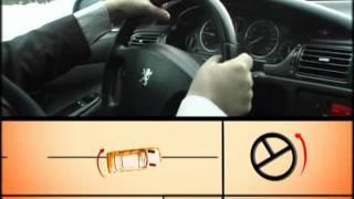 Занос переднеприводного автомобиля.(http://brkauto.ru/ Большой российский каталог автомобилей., 2011-10-17T10:28:38.000Z)