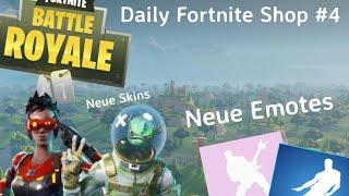 Daily Fortnite Shop #4 | Fortnite Battle Royale