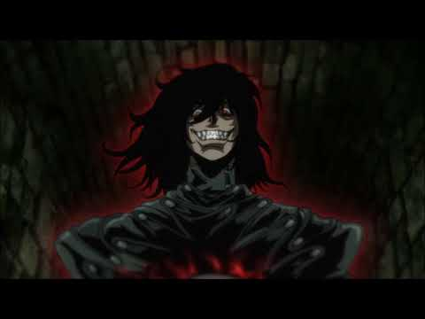 XXXTENTACION ft. Hellsing Ultimate - King Of The Dead (Prod. Fifty Grand & Hellion) [AMV]