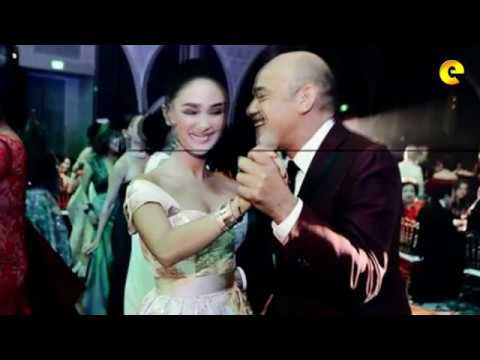 Heart Evangelista Dances With French Fashion Designer Christian Louboutin