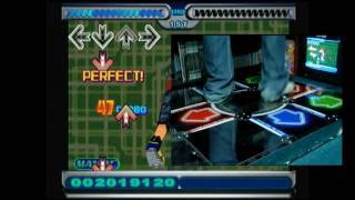 Kon - The Centre Of The Heart (Heavy) AAA#184 on DDR 5th Mix (Playstation, Japan)