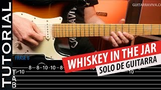 Cómo tocar el solo de Whiskey In The Jar - Metallica en guitarra | Guitarraviva  | Guitarraviva