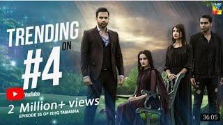 Ishq Tamasha Episode 16 HUM TV Drama