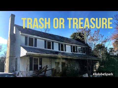 Exploring Abandoned 1820s Farmhouse - Salvage Gold!