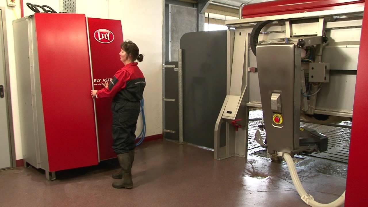 Lely Astronaut A4 Milking Robot - Farmer Benefits