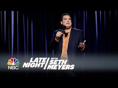 Nick Turner Stand-Up Performance - Late Night With Seth Meyers
