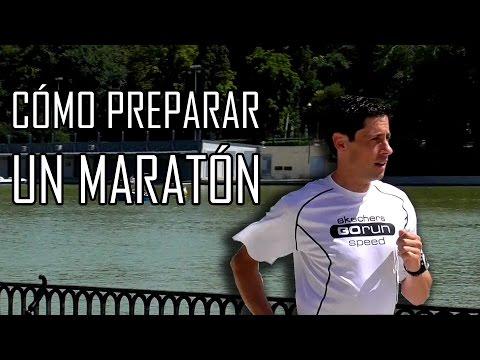 Cómo preparar un maratón: consejos de Pedro Nimo