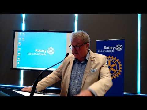 Geoff Sauer - The Colombo Plan