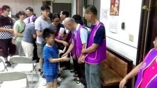 台中長生學第129期:北屯區初.中級班歡喜結業歡送學員。