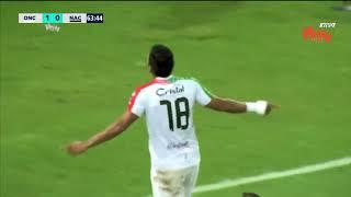 Once Caldas vs. Nacional (2-0) | Liga Aguila 2018-II | Fecha 17