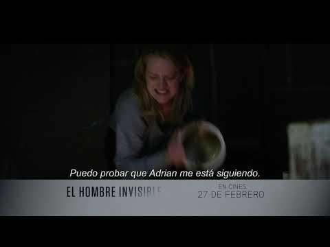 EL HOMBRE INVISIBLE - Survive 30 - En Cines Febrero 27
