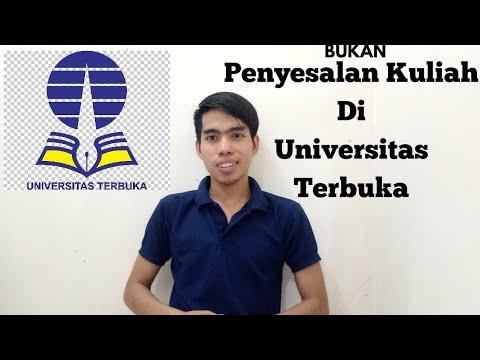 Penyesalan Kuliah Di UT ( Universitas Terbuka )