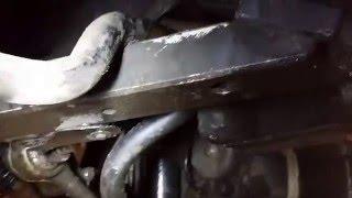 BMW E39 Замена втулок стабилизатора