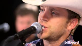 """Justin Moore - """"Point at You"""" Live Acoustic at Billboard Studios"""