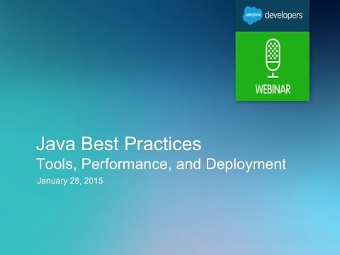 Java Best Practices - Tools, Performance, and Deployment