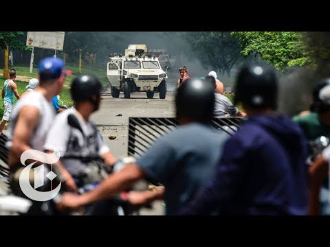 A Military Attack in Maduro's Venezuela | The New York Times