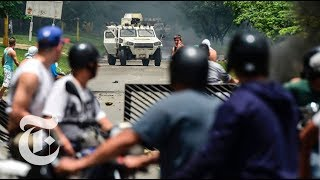 A Military Attack in Maduro's Venezuela   The New York Times