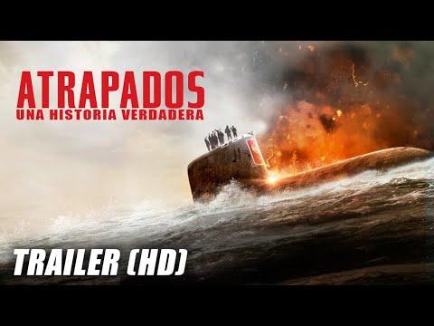Atrapados (Kursk) - Trailer Subtitulado HD