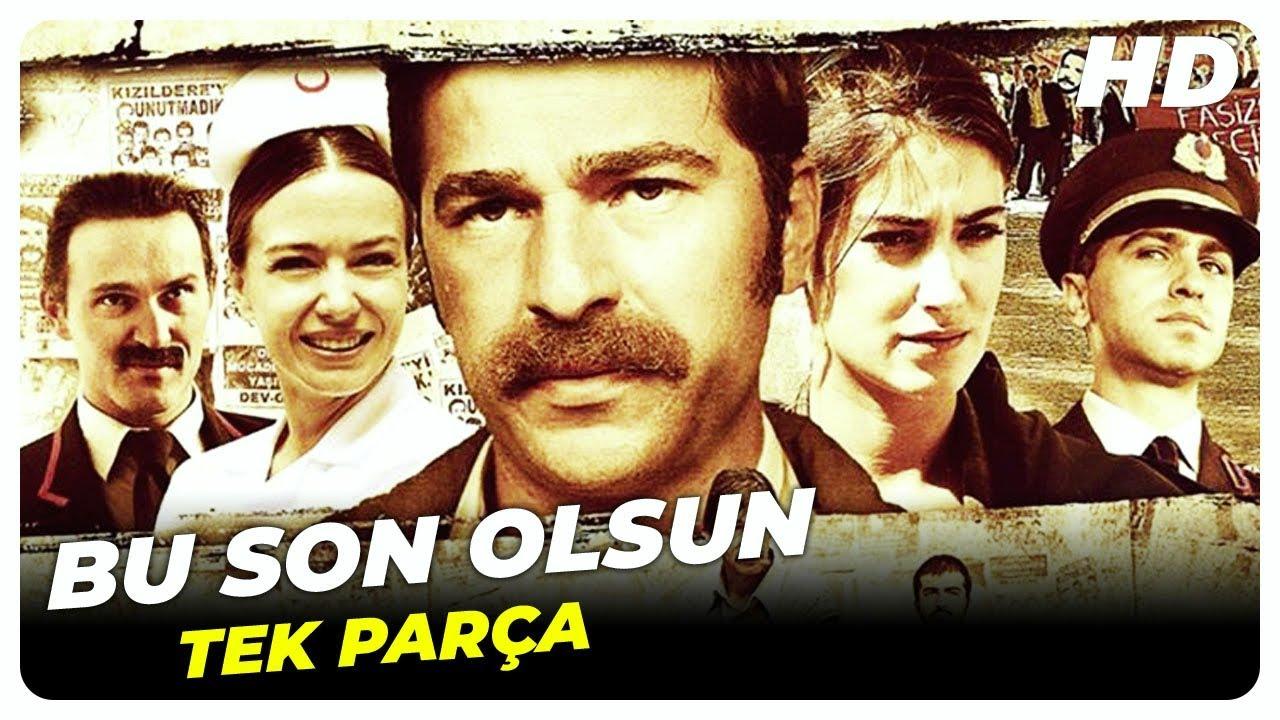 Bu Son Olsun | Ufuk Bayraktar Türk Filmi | Full Film İzle (HD)