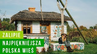 Zalipie - najpiękniejsza Polska wieś