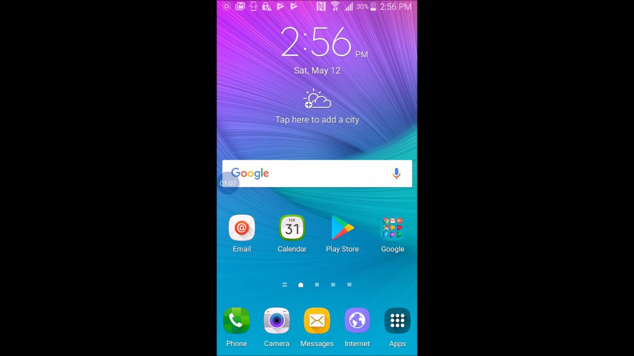 Step-by-step MetroPCS APN settings for Note 4