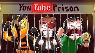 CAN WE ESCAPE THE YOUTUBE PRISON???