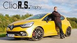 2017 Renault Clio R.S. Trophy / Full Review und Fahrbericht / Fahr doch HD
