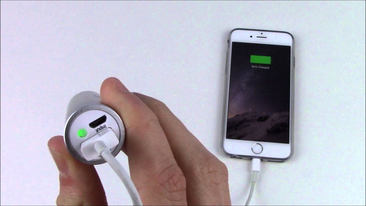 ASAP Dash: World's Fastest Pocket-sized Phone Charger - YouTube