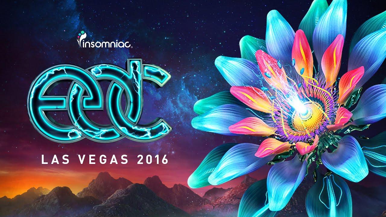 Edc Las Vegas 2016 Announcement Trailer