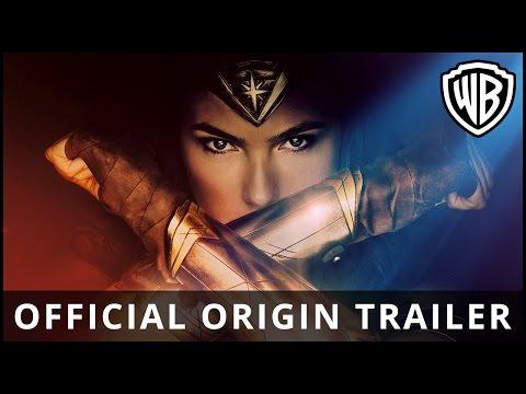 Wonder Woman - Official Origin Trailer - Warner Bros. UK