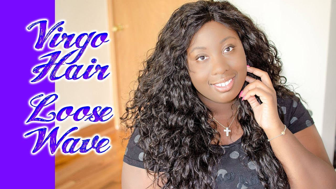 Aliexpress hair review/loose wave lace frontal closure