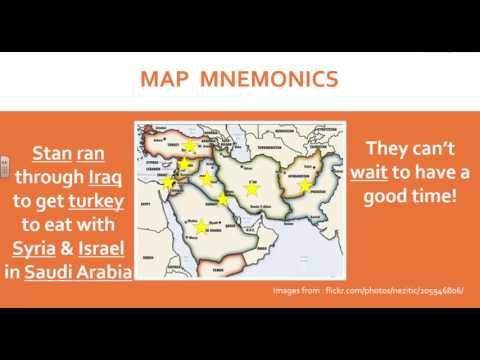Social Studies 7th Grade Southwest Asia Geography Environmental Issues Instructional Video