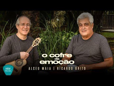 Alceu Maia e Ricardo Brito - O Cofre Da Emoção [Lyric Vídeo]