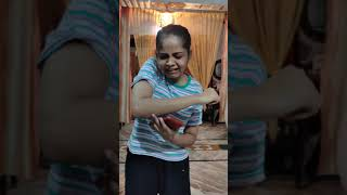 Ela Paddanoo Emo Song || Niha Sisters || Funny Video .