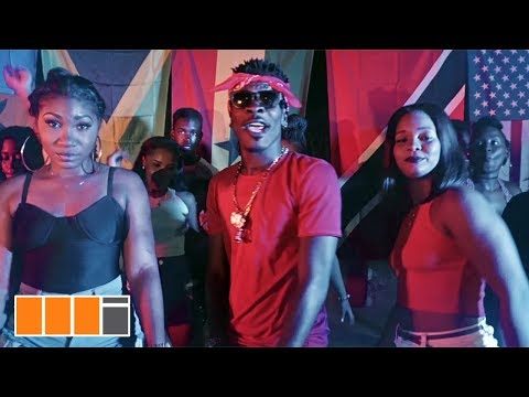 Shatta Wale - Inna Dancehall [Rave Riddim] (Official Video)