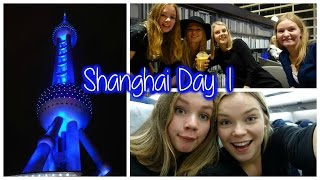 Shanghai Vlogs ♥ Day 1