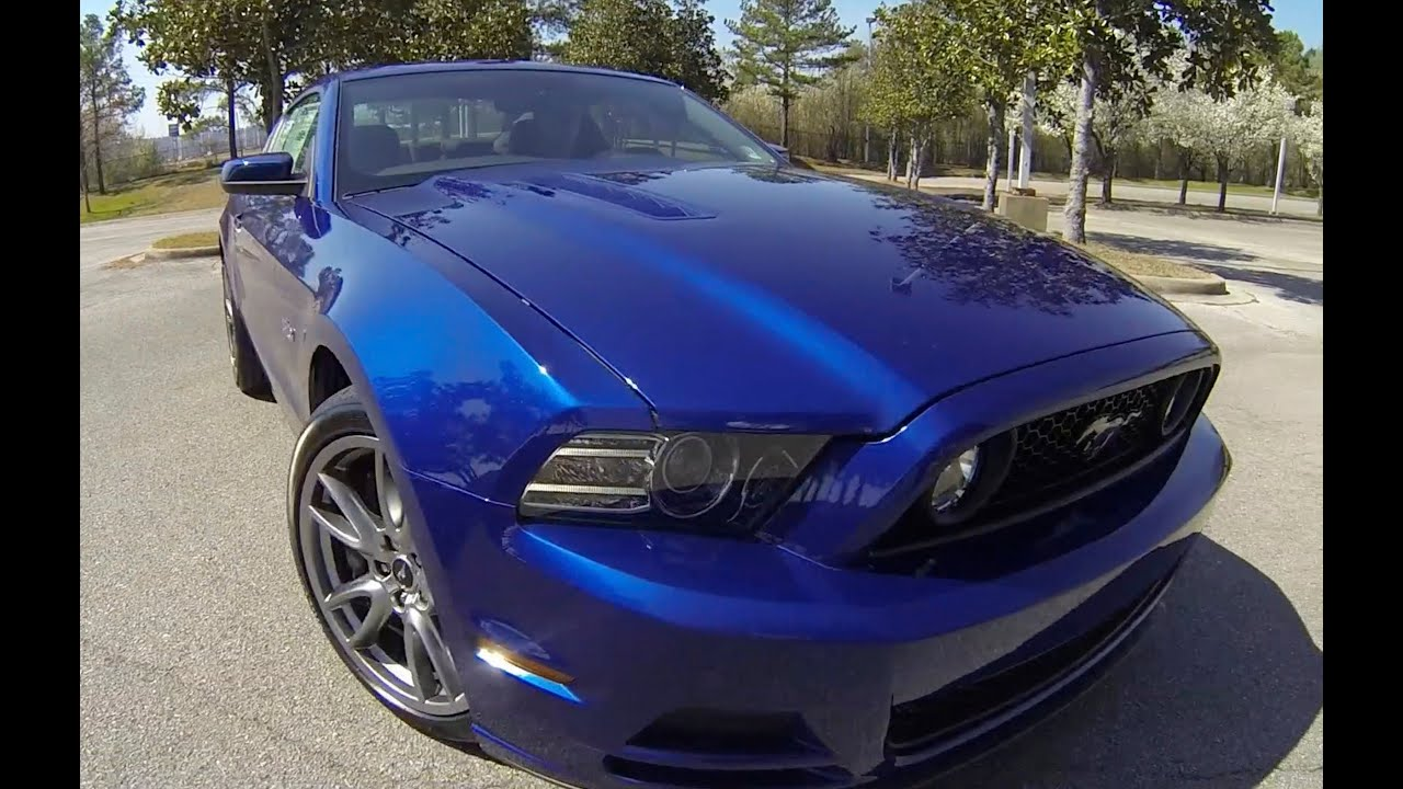 Driving a 580 HP Supercharged 2013 Mustang GT 50  YouTube