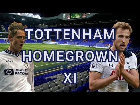 Tottenham Homegrown XI