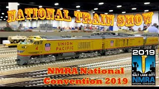 National Train Show 2019 Salt Lake City