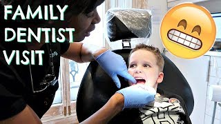 TOOTH DECAY?    FAMILY DENTAL APPOINTMENT &amp DAY IN THE LIFE    AD