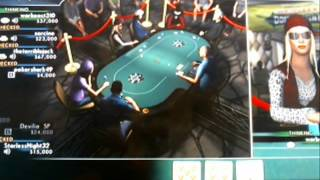 WSOP 2008 360 live tournament