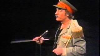 Fons Jansen - De Generaal (conference 1972)